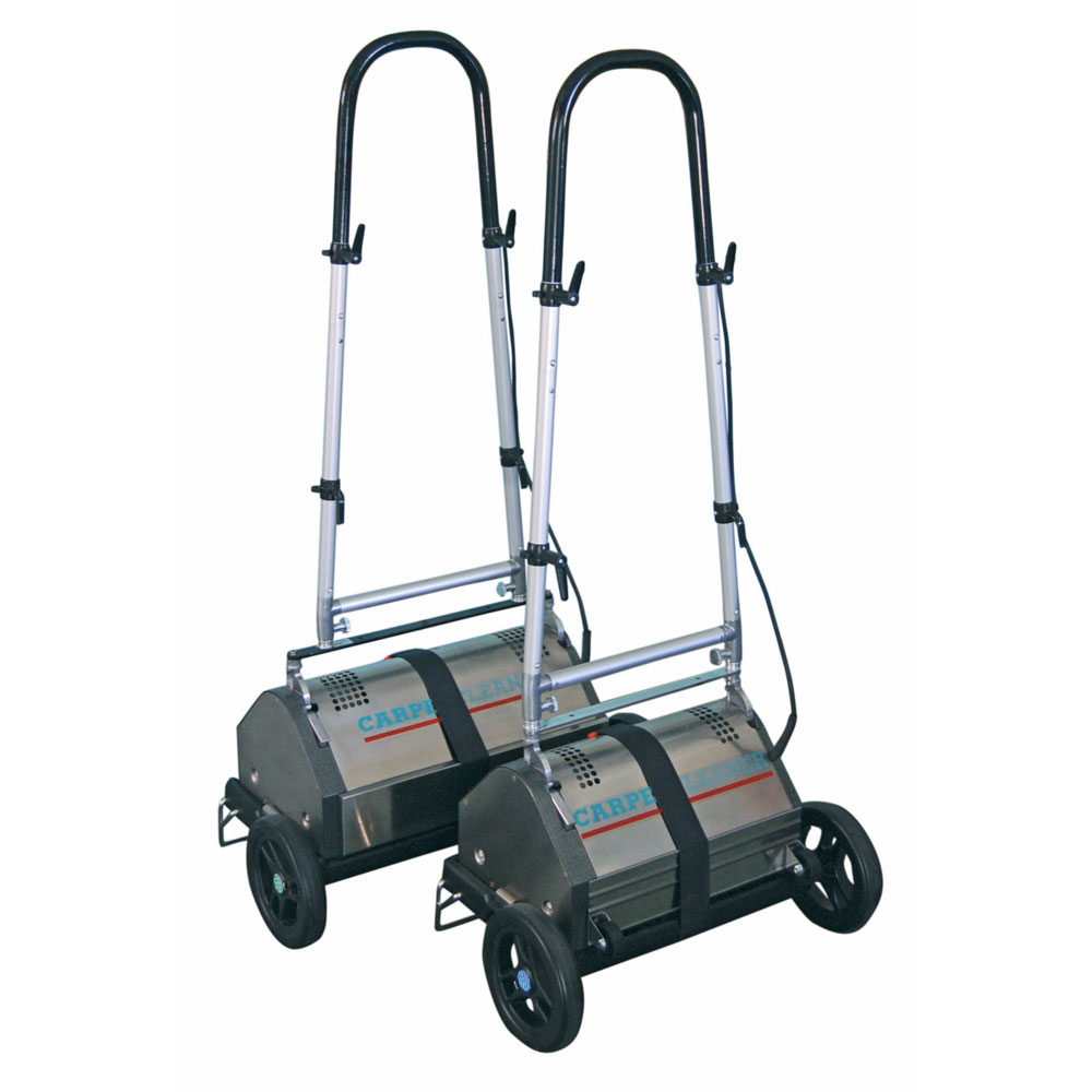 dry carpet cleaning machines