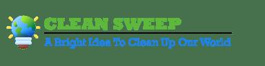 Clean sweep logo