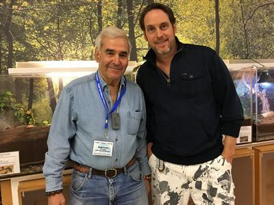 Andy Sabin and Rod Richardson