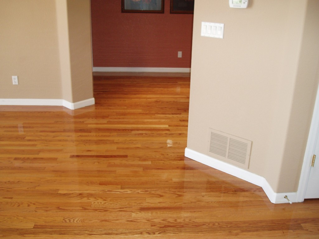 Wood Floor Examples The Clean Team Carpet Cleaning