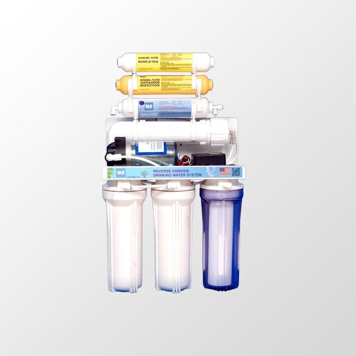 BLU water purifier price in Bangladesh