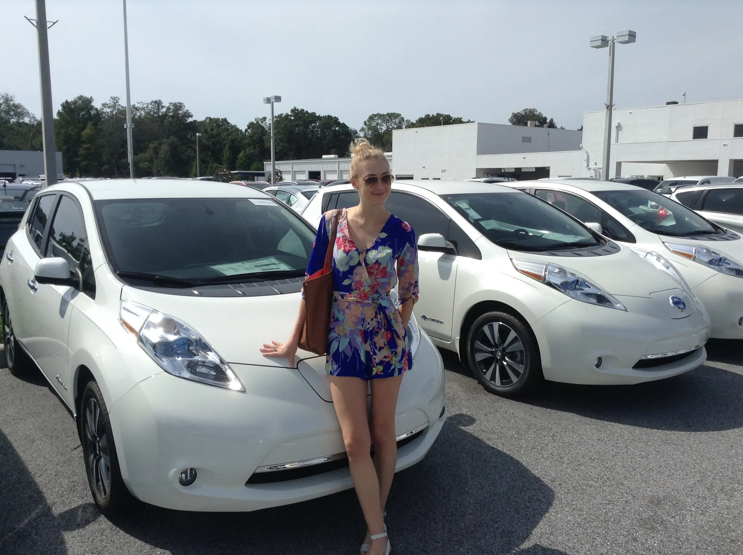 Ev obsession initiates long term review of nissan leaf no home as you can see given that most ev charging is done at home and a good portion more is done at work cynthia is venturing into the electric car wilderness vanachro Gallery