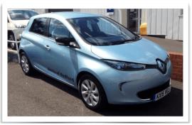 Renault Zoe UK