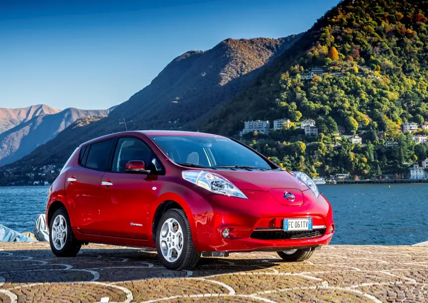 Europe Electric Car Sales Report March
