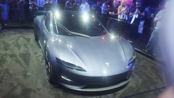 Tesla 2018