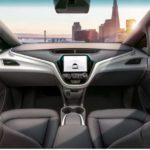 autonomous Chevy Bolt