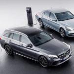Mercedes plug-in hybrids