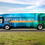 Proterra electric bus