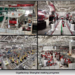 Phase 2 Of Tesla Gigafactory 3 Will House Battery Manufacturing Facility