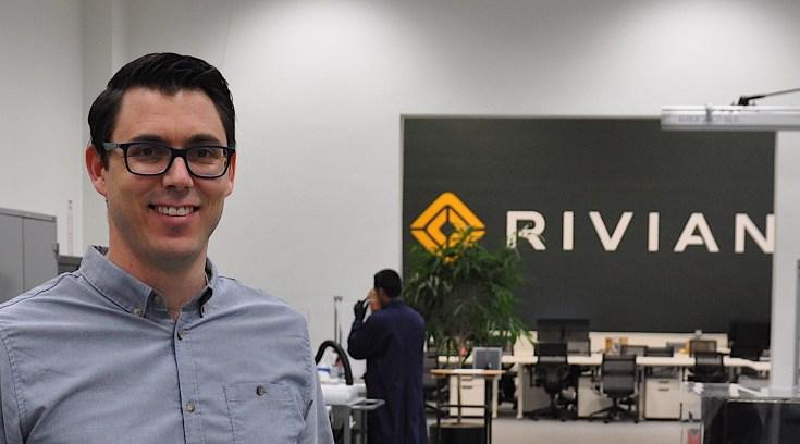 Rivian Big Bold EV Bet