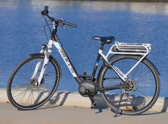 Bull E8 Wave Electric Bicycle