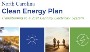 North Carolina energy plan