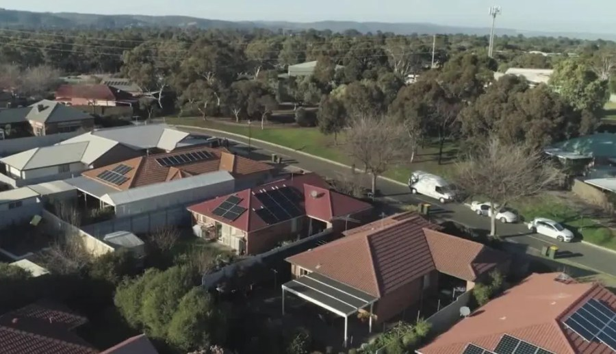 tesla virtual power plant South Australia