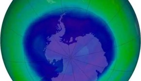 ozone layer climate change