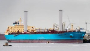 wind power for cargo ships