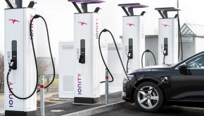 Ionity EV Superfast Chargers