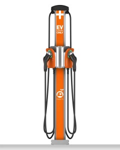 ChargePoint fleet EV charger