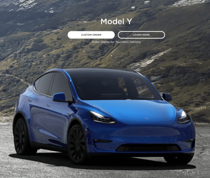 Test Driving A Tesla Model Y One Reporter S Experience Cleantechnica