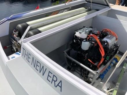 Toyota entwickelt eine Wasserstoff-Brennstoffzelle für Schiffe