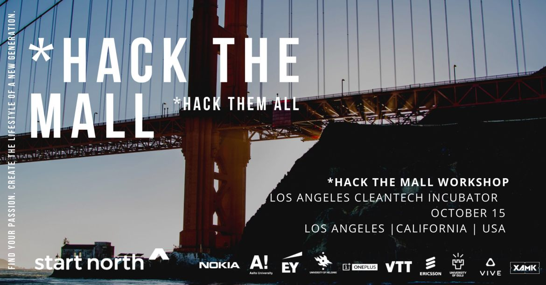 Hack the Mall California