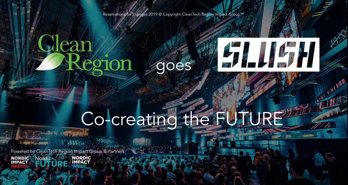 w partners CleanTech Region Impact Group SLUSH19.001