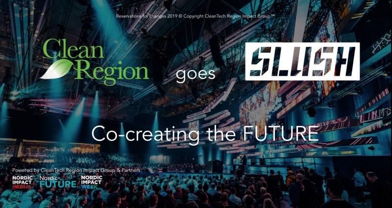w partners CleanTech Region Impact Group SLUSH19.001