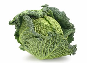 Many people are intimidated by cabbages, but there are so many delicious varieties to choose from. The Savoy Cabbage is a hearty, slightly sweet alternative that is delicious sliced up and used in soups, stir fry's, or cabbage rolls.