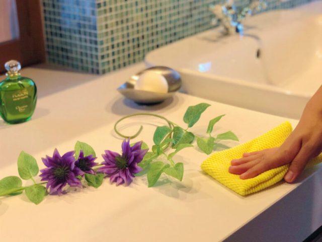 台拭きには雑菌がいっぱい!?食中毒にならないための効果的な除菌とお手入れの仕方
