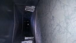 Commercial Cleaning CN Rail Duct Work Clean
