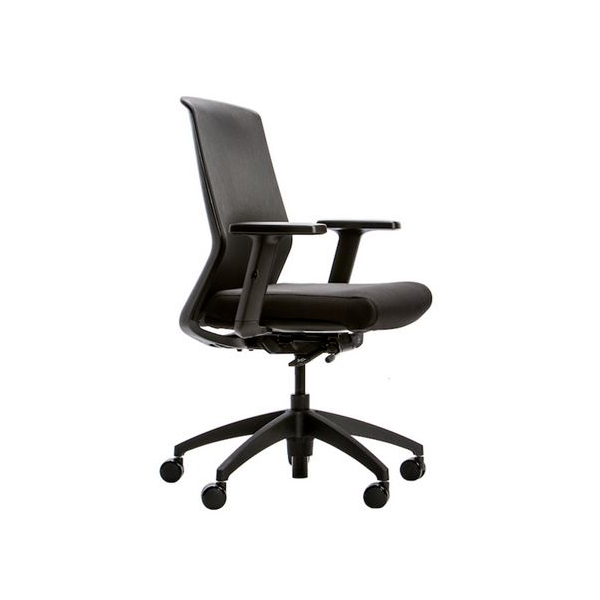 affordable task chairs for home offices side view