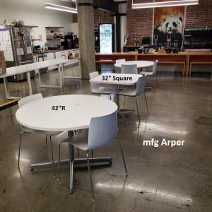 Arper Catifa Chairs