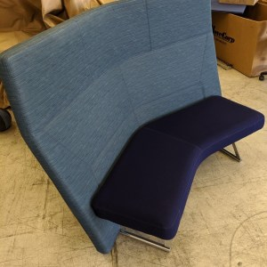 Kheilhauer Talk High Back, Two-Seater