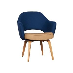 Knoll Saarinen Executive Arm Chair Meeting Chair