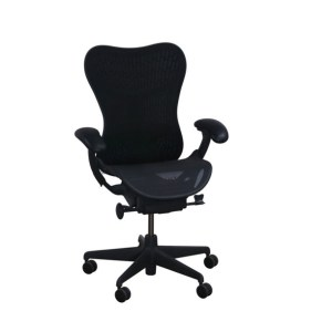 Herman Miller Mirra 2 Mesh AirWeave Seat Task Chair, Graphite