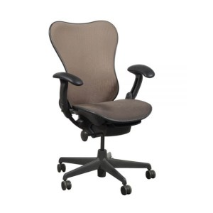 Herman Miller Mirra Mesh Task Chair, Dark Cappuccino