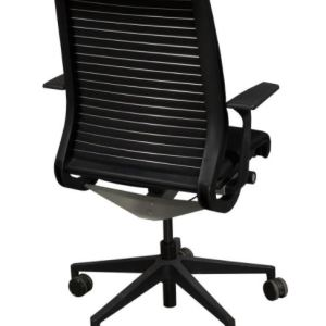 Steelcase Think Used Conference Chair, Black
