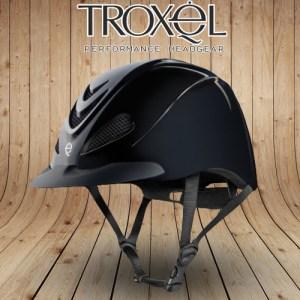 Troxel Helmets Troxel Libery Low Profile Black