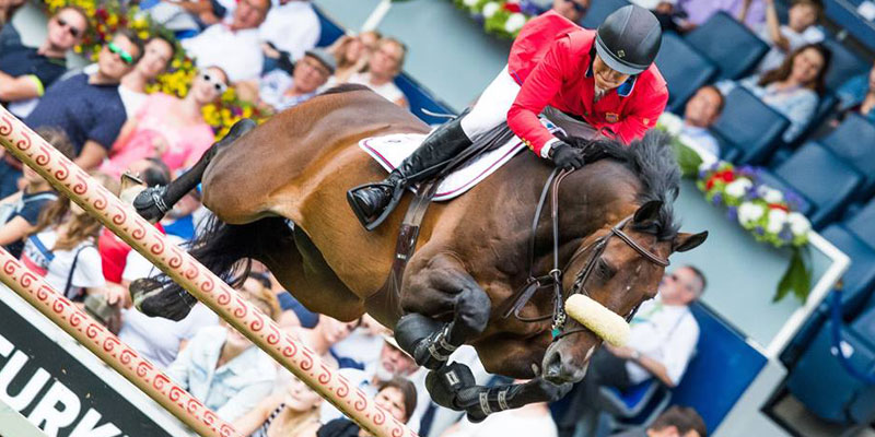 Top Showjumping Money Earners