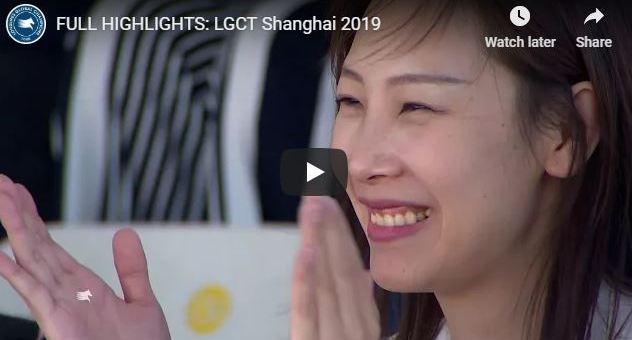 Highlight from Shanghai 2019