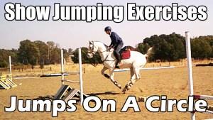 Show jumping training videos