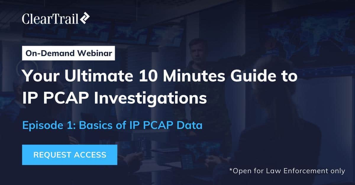 E 1: Basics of IP PCAP Data