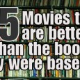 "It happens almost every time a movie comes out; ""The book was better.""  Often the change from one medium to another is at best mixed, and even more often lackluster.  […]"