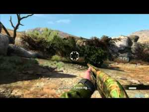 Check out that high res shotgun camo...