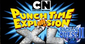 Day 11 – Cartoon Network: Punch Time Explosion XL
