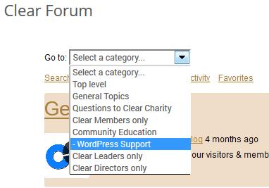 wordpresssupportforum
