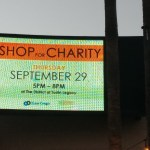Shop For Charity at The District Tustin Legacy 9/29/16