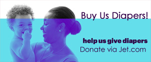 Jet.com is our Diaper Program Partner