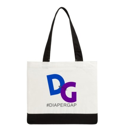 DiaperGap Tote Bag