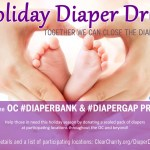 Holiday Diaper Drive Participant List