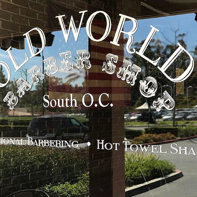 Old World Barber Shop